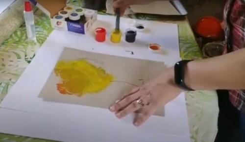 Библиотека «Проспект»: учимся создавать гравюры