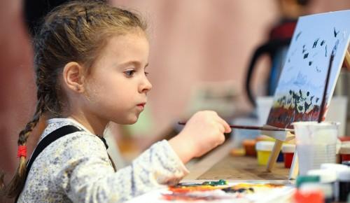 В Москве пройдет онлайн-конкурс «Городская мастерская семейного творчества»