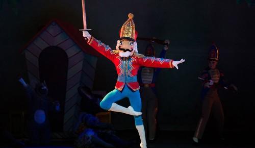 Завтра центр «Исток» проведет онлайн-концерт по сказке «Щелкунчик»