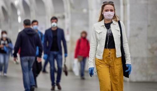Врачи поликлиники № 134 рассказали, как правильно носить маски и перчатки
