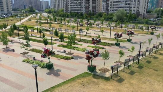 Парк 70-летия Победы в Черемушках приглашает на онлайн-экскурсию