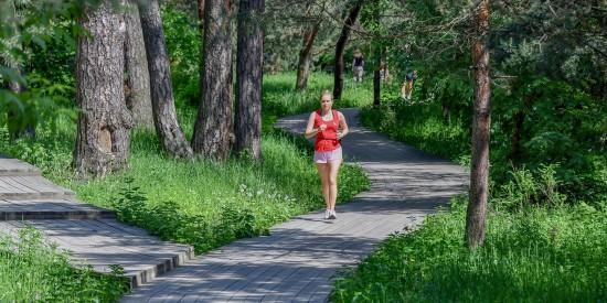 Депутат Мосгордумы Игорь Бускин отметил востребованность парковых территорий у москвичей