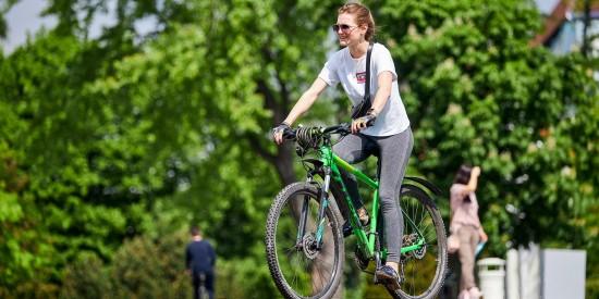 «Велопрокат»: где жители Теплого Стана могу взять велосипед в аренду
