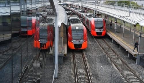 Протяженность МЦД-3 Зеленоград – Раменское составит 88 км, на линии расположатся 43 станции