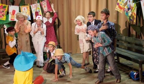 В январе пройдет два спектакля с участием детской театральной студии «Лик»