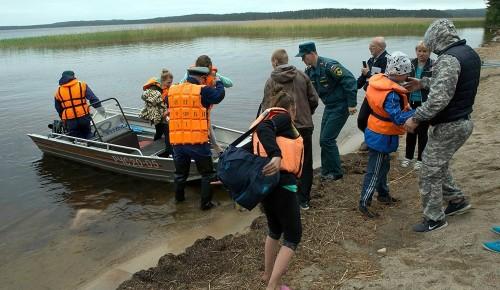 В московских школах проводится адресная работа с детьми, вернувшимися из Карелии
