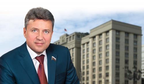 Депутат Госдумы Анатолий Выборный 25 июля встретится с избирателями