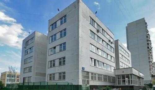 Здание детской поликлиники в Северном Бутово капитально отремонтируют
