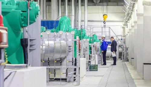 В Москве за год построят и реконструируют порядка 2 000 км инженерных сетей