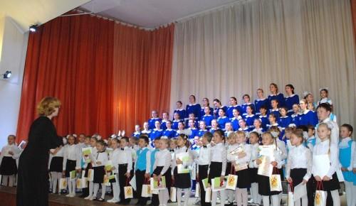 Творческая студия школы №2114 завоевала Гран-при