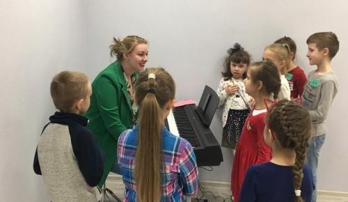 Открыт набор в секцию по вокалу для детей от 8 лет