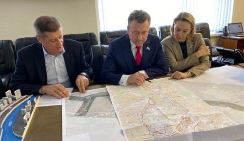 Представители Москомархитектуры встретятся с жителями Северного и Южного Бутова