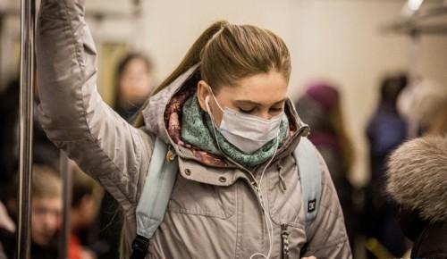 В числе новых заболевших коронавирусом в Москве есть иностранцы