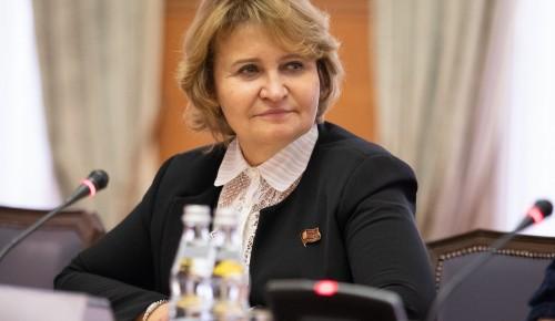 Депутат МГД Гусева: Высокий кредитный рейтинг Москвы отражает стабильность экономики города