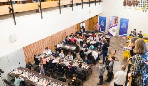 В Палеонтологическом музее прошёл шахматный турнир «II Чемпионат Юрского Периода»