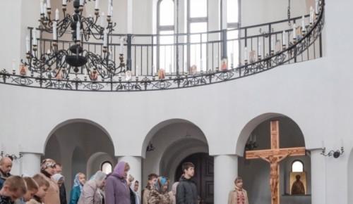 Дорога к храму: после запуска МЦД-2 жители ЮЗАО доберутся в церковь быстрее
