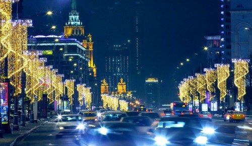 Транспорт в Рождественскую ночь в Москве будет работать до 03:00