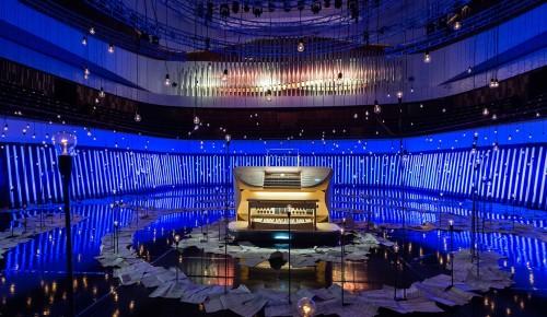 Валерий Гергиев отметил уникальность концертного органа в «Зарядье»