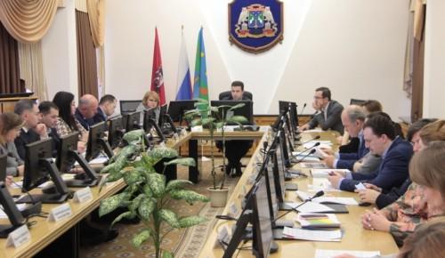 """Александр Семенников: по программе """"Мой район"""" проведены масштабные работы"""