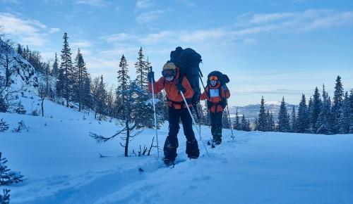 В Битцевском лесу пройдут состязания по лыжному туризму