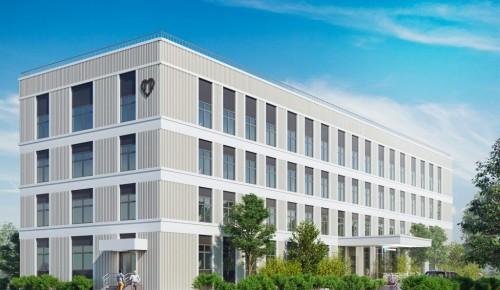 Ремонт третьего филиала поликлиники № 134 начнется в феврале