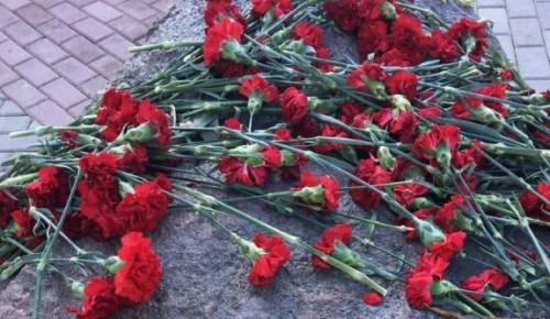 """22 февраля состоится Торжественное празднование Дня Защитника Отечества у мемориала """"Морякам защищавшим Москву"""""""