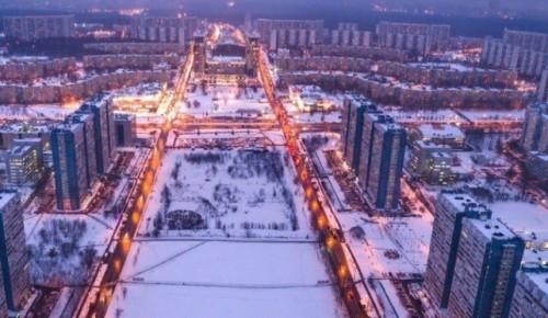 Жителям района Ясенево рассказали о планах благоустройства