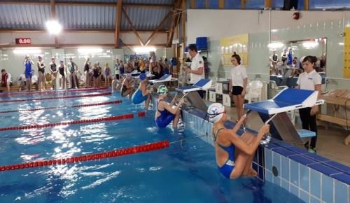 «День кролиста-спиниста» в Ясеневе собрал более 400 юных пловцов