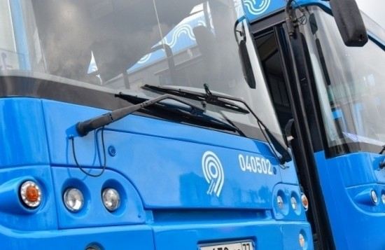 В районе Ясенево появился новый автобусный маршрут