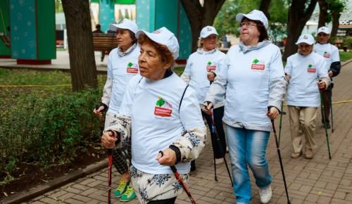 В школе № 1368 работают курсы по программе «Московское долголетие»