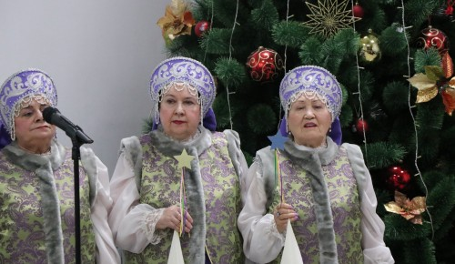 В «Лире» прошла концертная праздничная программа