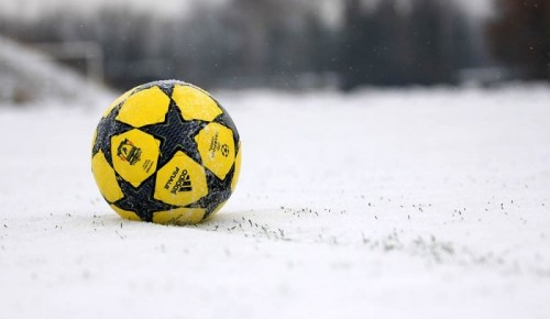 В Южном Бутове прошёл турнир по футболу на снегу