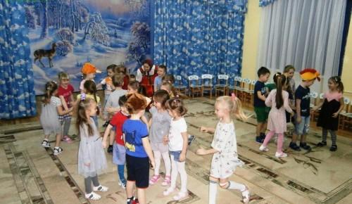 В детском саду прошло литературное мероприятие