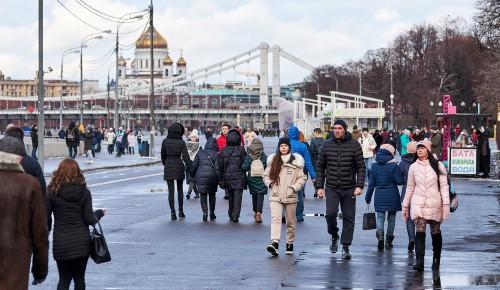 Москвичей предупредили о похолодании завтра