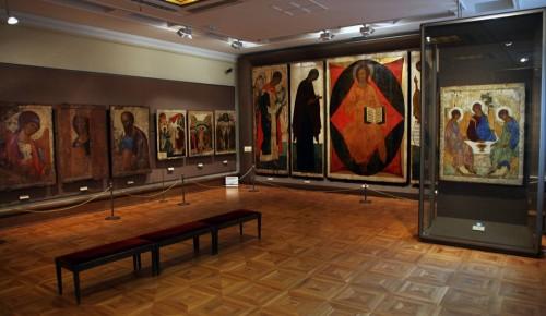 Первоклассники побывали в Третьяковской галерее