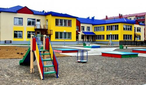 В Южном Бутове до конца года планируется построить детский сад