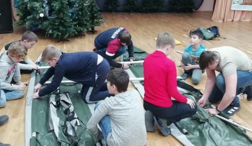 Все новогодние каникулы в «Севастопольце» работала «Зимняя Академия-2020»