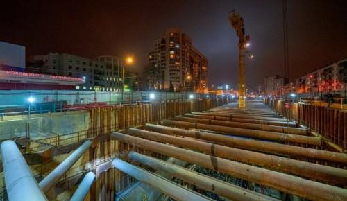 Реконструкция Каховской линии метро будет завершена в 2022 году