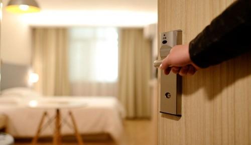 Отели предоставили около 13 тысяч номеров медработникам в период пандемии