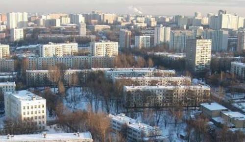 Квартал в границах Нахимовского проспекта, улиц Азовской, Сивашской и Симферопольского бульвара преобразуют