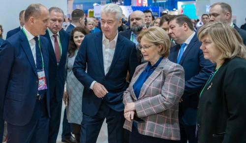 Собянин отметил увеличение продолжительности жизни в столице на 5 лет