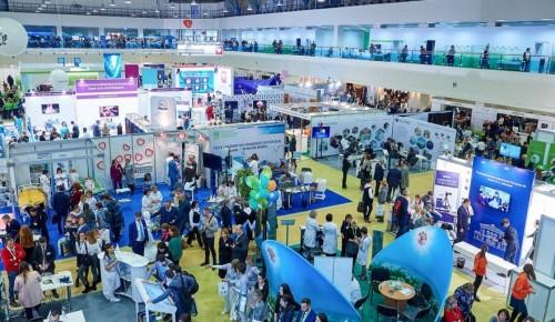Ассамблея «Здоровая Москва» в день открытия приняла 20 тыс. человек