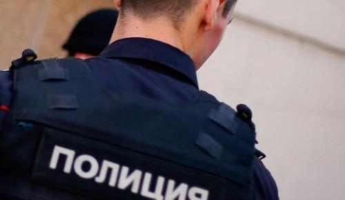 Стражи правопорядка из Зюзино задержали подозреваемого в поджоге автомобиля на Азовской улице