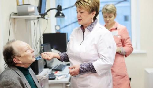 В выходные бесплатный онкоскрининг в Москве прошли более 11 тыс. человек