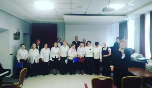 Концерт к Дню защитника Отечества прошел в ПНИ №18
