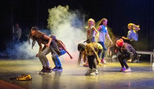 Ученица школы №554 победила в танцевальном баттле «Ника» в номинации «Кids»