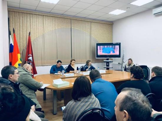 Переход на раздельный сбор отходов обсудили на встрече главы управы района Зюзина с жителями
