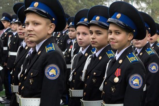 Во Втором Московском кадетском корпусе МЧС на Симферопольском бульваре пройдет День открытых дверей