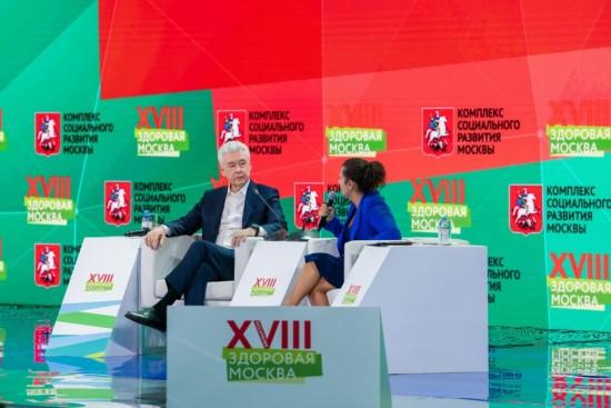 Собянин рассказал о факторах роста продолжительности жизни в Москве