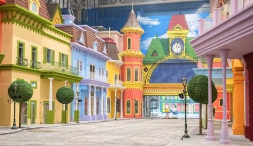 Тематический парк развлечений «Остров мечты» понравился москвичам